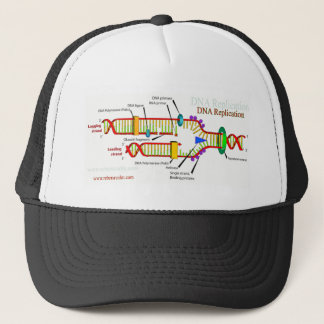 DNA Replication Trucker Hat