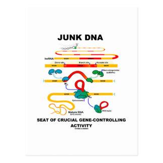 DNA Seat de los desperdicios de la actividad Postal