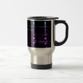 DNA Sequencing Gel 2 15 Oz Stainless Steel Travel Mug