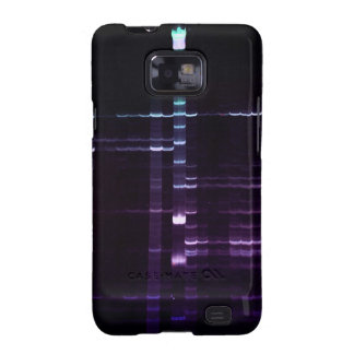 DNA Sequencing Gel 2 Galaxy SII Covers