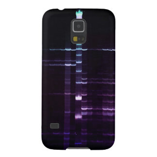 DNA Sequencing Gel 2 Case For Galaxy S5