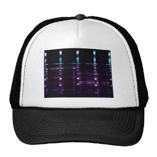 DNA Sequencing Gel 2 Trucker Hat