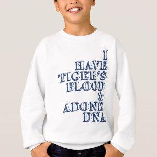 DNA Sheen de Adonis de la sangre del tigre Sudadera