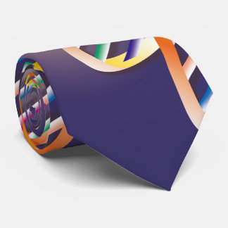 DNA spotlight Tie
