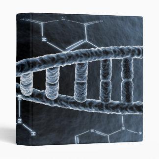 DNA strand 3 Ring Binder