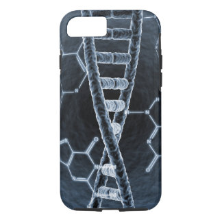 DNA strand iPhone 7 Case