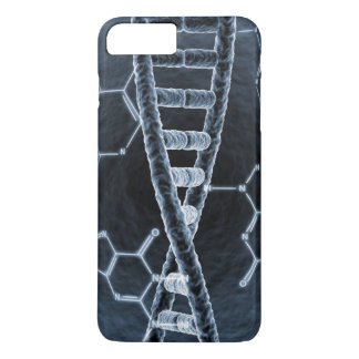 DNA strand iPhone 8 Plus/7 Plus Case