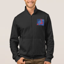 DNA Strand Mens Jacket