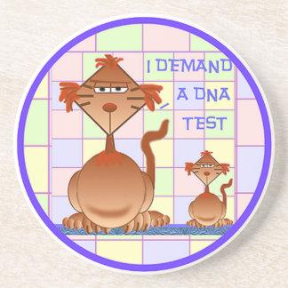 DNA Test Coaster