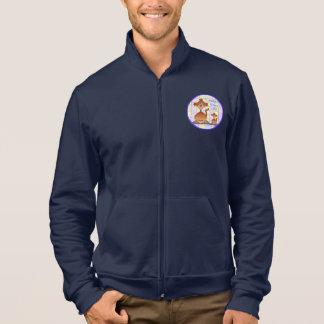 DNA Test funny jacket