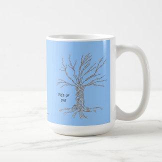 DNA TREE COFFEE MUGS