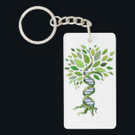 "DNA Tree of Life Keychain<br><div class=""desc"">Add something unique to your keychain.</div>"