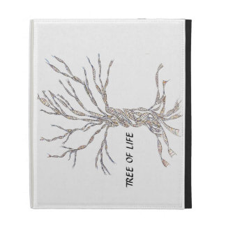 DNA TREE or Tree of Life iPad Folio Cases