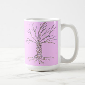 DNA TREE or Tree of Life Coffee Mugs