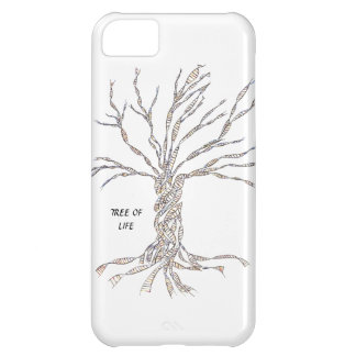 DNA TREE or Tree of Life Cover For iPhone 5C