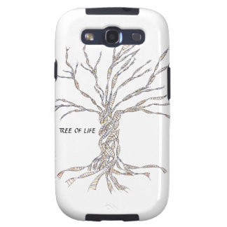 DNA TREE or Tree of Life Galaxy S3 Cover