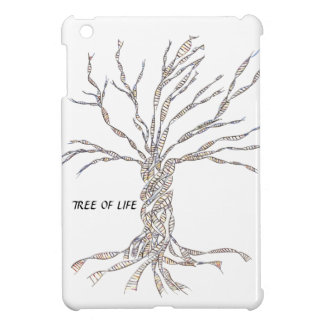 DNA TREE or Tree of Life iPad Mini Cases