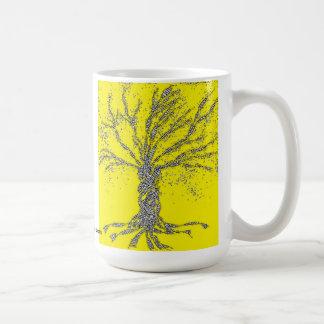 DNA TREE or Tree of Life Mugs