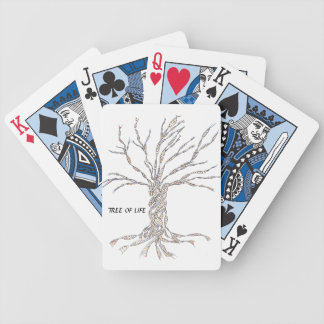 DNA TREE or Tree of Life Poker Deck