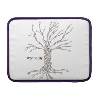 DNA TREE or Tree of Life Sleeves For MacBook Air