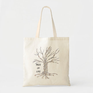 DNA TREE or Tree of Life Tote Bag