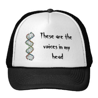 DNA voices hat