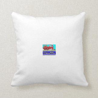 DNatureofDTrain pillow