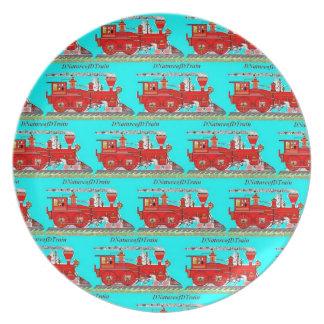DNatureofDTrain Plate