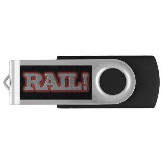 DNatureofDTrain Rail Flash drive