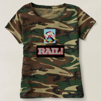 DNatureofDTrain Rail Shirt