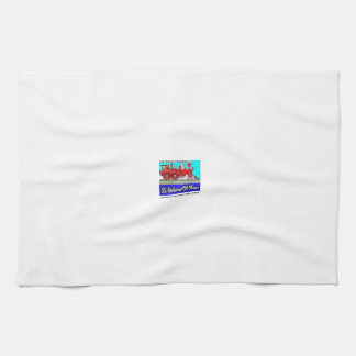 DNatureofDTrain Towel