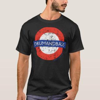 DnB Underground (distress) T-Shirt