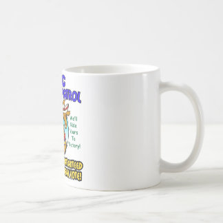 DNC Border Patrol Coffee Mug