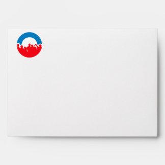 DNC Charlotte in 2012 Envelopes