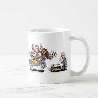 DNC Clown Car Coffee Mug