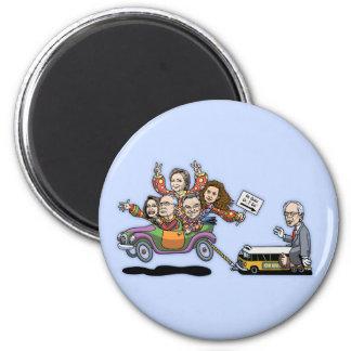 DNC Clown Car Magnet