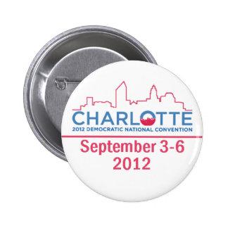 DNC Convention Buttons