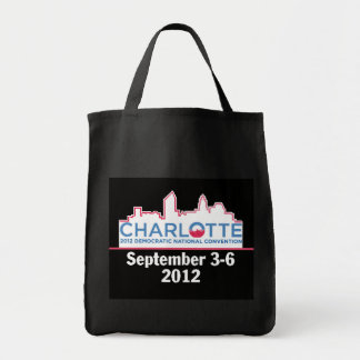 DNC Convention Grocery Tote Bag