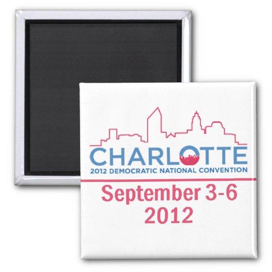 DNC Convention Magnet