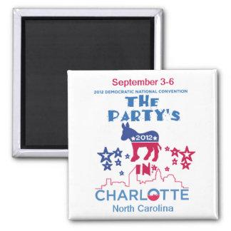 DNC Convention Refrigerator Magnet
