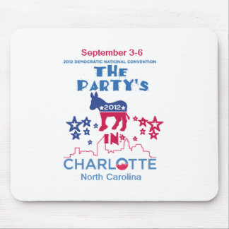 DNC Convention Mouse Pad