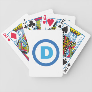 DNC D SYMBOL -.png Bicycle Poker Deck
