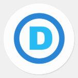 DNC D SYMBOL.png Stickers