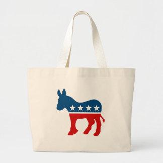 DNC - DEMOCRAT - DONKEY BAGS