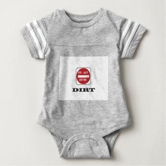 dne dirt baby bodysuit