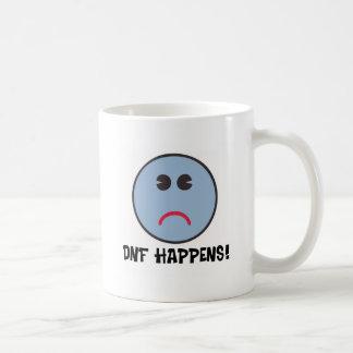 DNF Happens! Coffee Mug