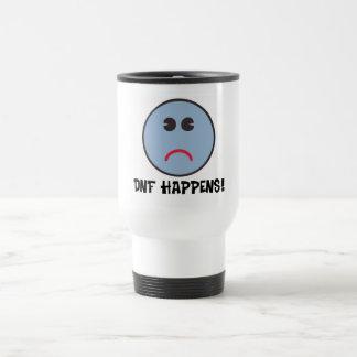 DNF Happens! Travel Mug
