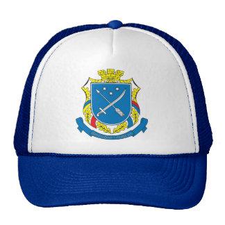 Dnipropetrovsk City COA, Ukraine Trucker Hat