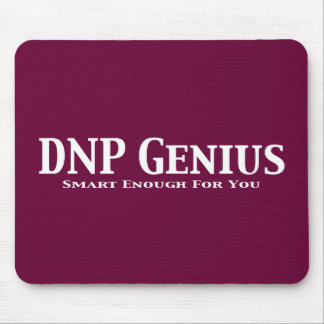 DNP Genius Gifts Mouse Pad