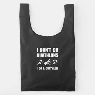 Do A Duathlete Reusable Bag